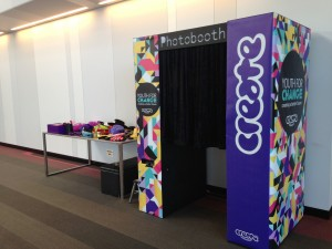 CREATE Booth