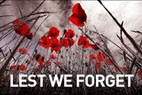 Anzac Day - Lest we Forget 3