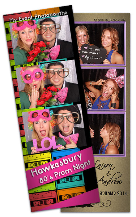 About My Photo Booths