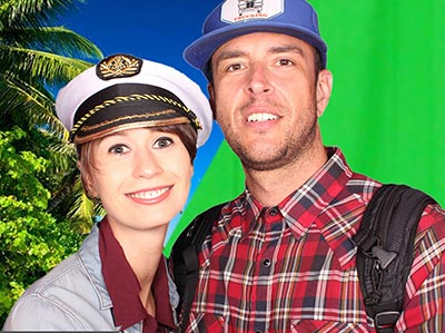 greenscreen photo booth